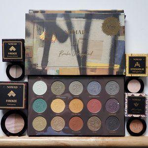 Nomad BERLIN Eyeshadow Palette-Brow Powder-Bronzer